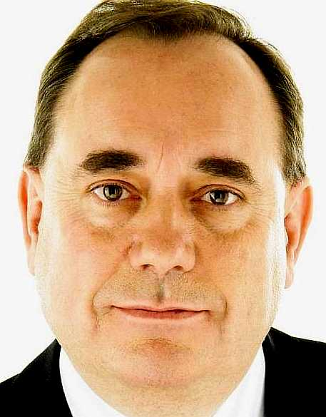 Alex Salmond for Leader Scottish National Party