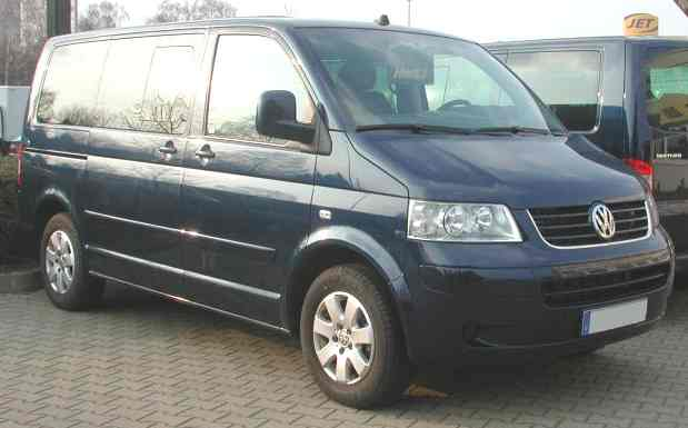 VW transporter Eurovan from 2004