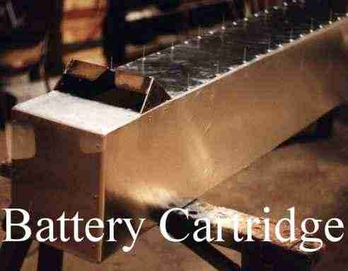 bluebird battery cartridge for electric vehicles