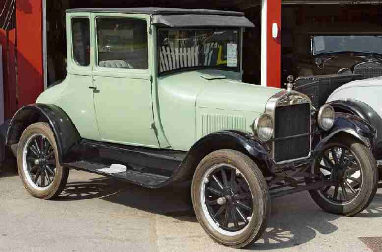 Ford Model T Coupe 1926