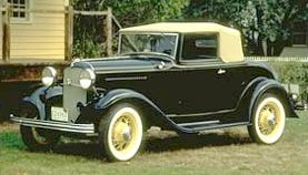 Ford model A 1934