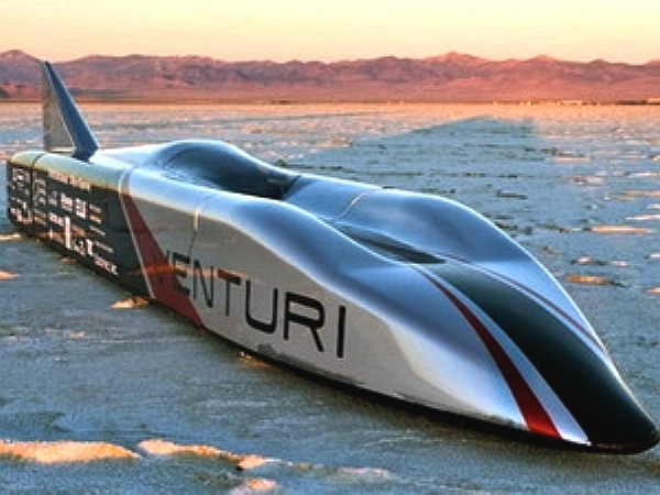 Venturi BB2 Buckeye Bullet 2, world electric record holder 2010